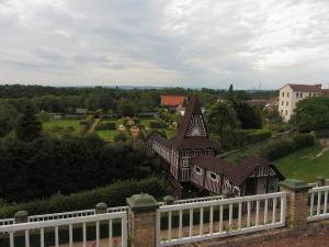 Widok na ogrody